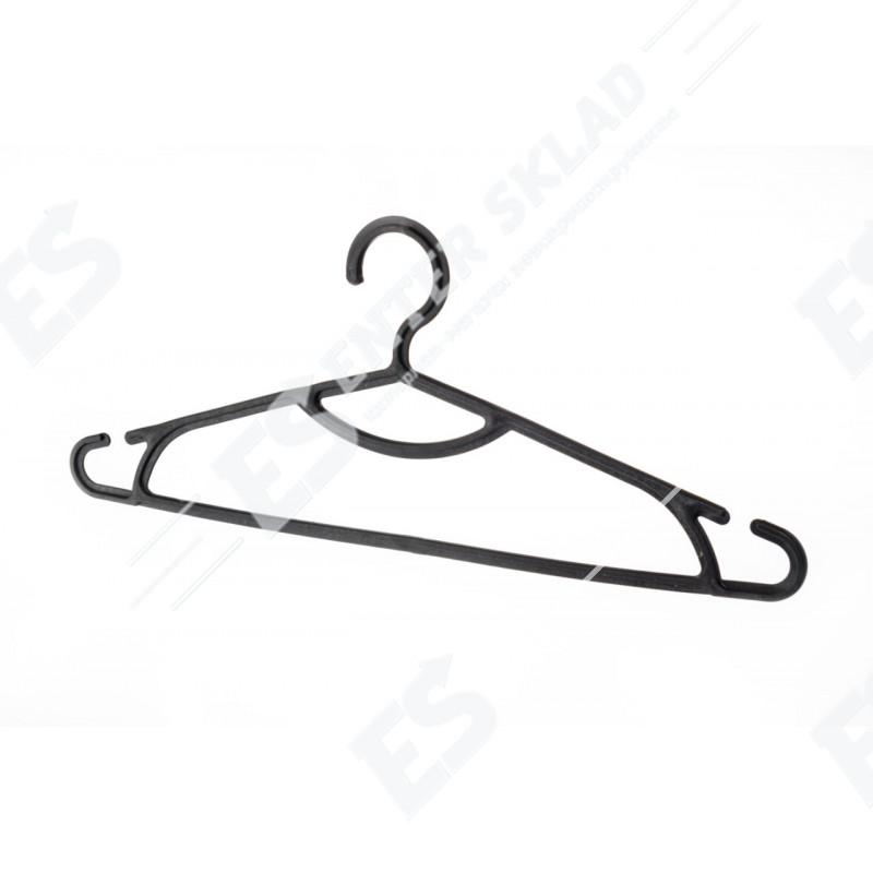 Плечики (вешалки, тремпель) для одежды с фиксированным крючком. 41 см