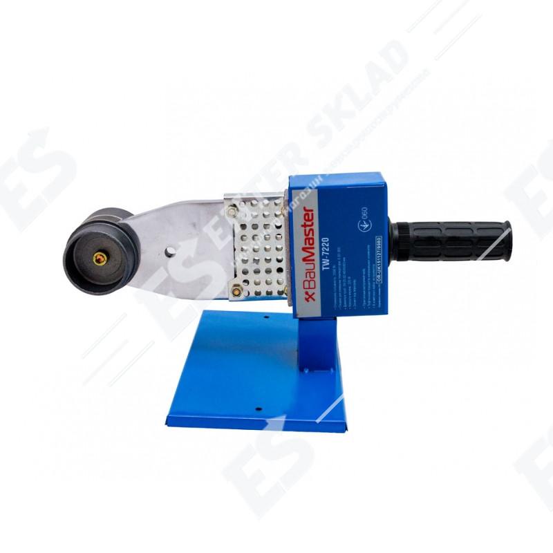 Паяльник для полипропиленовых труб BauMaster TW-7220