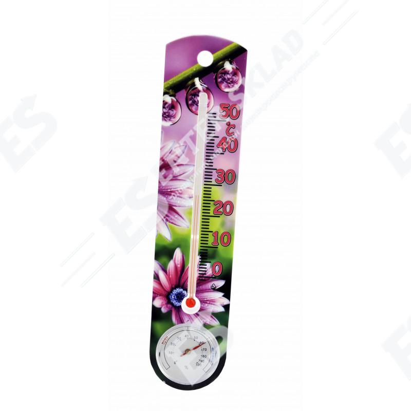 Комнатный термометр гигрометр ТГК-1