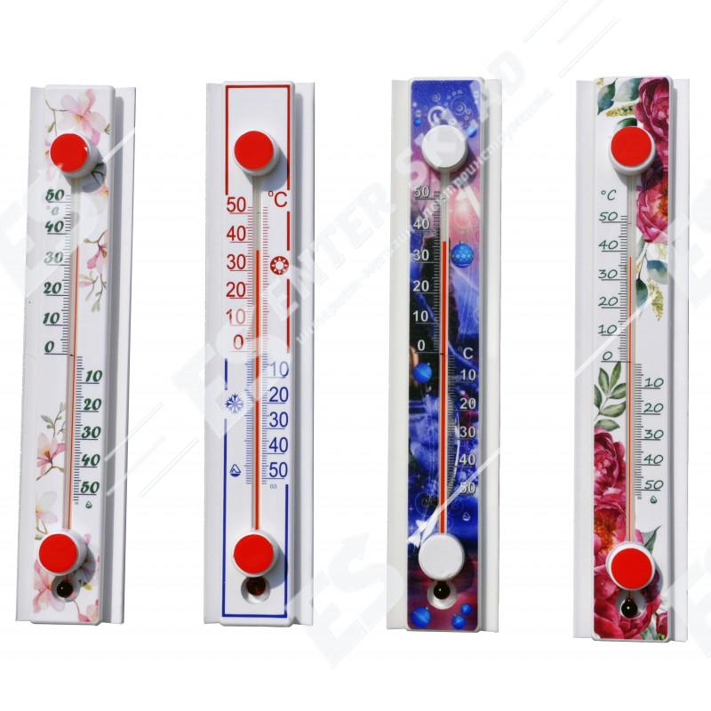 Уличный оконный термометр  «Солнечный зонтик» ТБО исп. 1