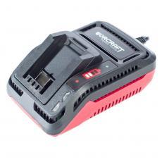 Зарядное устройство Worcraft CLC-20V-2.4, 60 Вт, 21 В, ток заряда 2.4 А