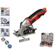 Мини-циркулярная пила Einhell TC-CS 860 Kit (Роторайзер)