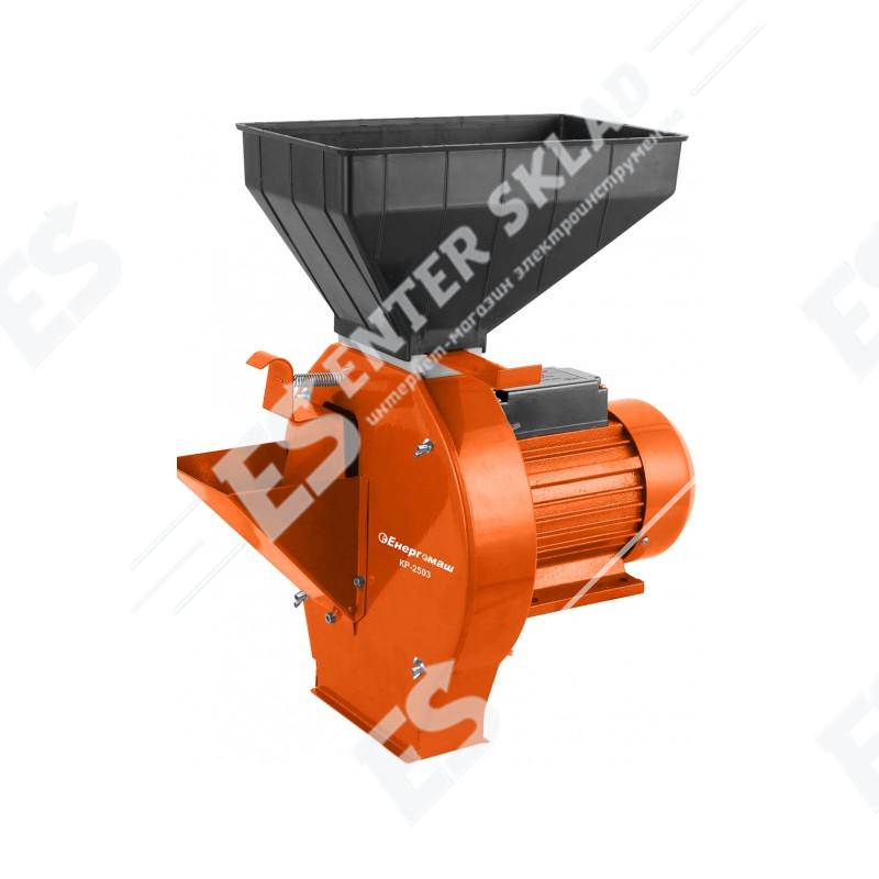 Зернодробилка Энергомаш КР-2503
