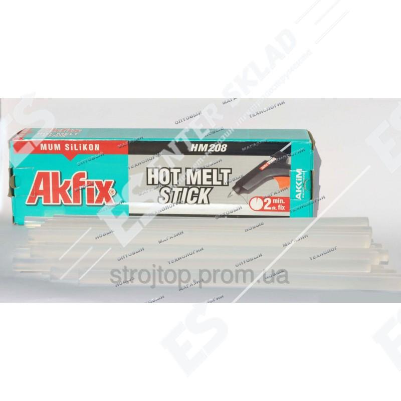 Клеевые стержние Akfix d11 мм, 1 кг