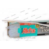 Стержни клеевые (термоклей) Akfix 8 мм тонкие