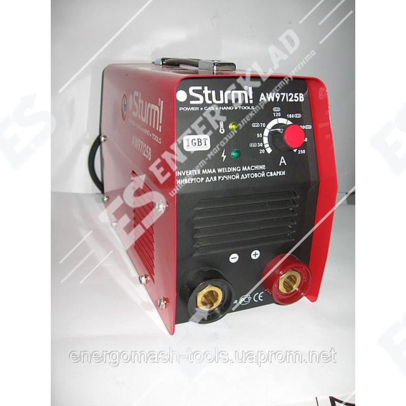 Сварочный аппарат инвертор Sturm AW97I25B