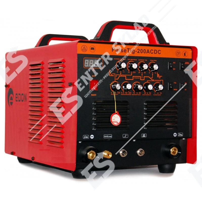 Инверторная аргонная сварка PULSETIG-200 AC/DC