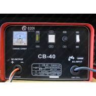 Зарядное устройство Edon CB-40, 500 Вт, напряжение зарядки 12/24 В