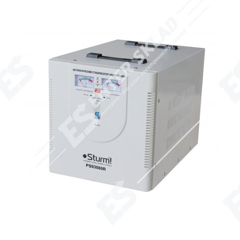 Стабилизатор напряжения Sturm PS93080R