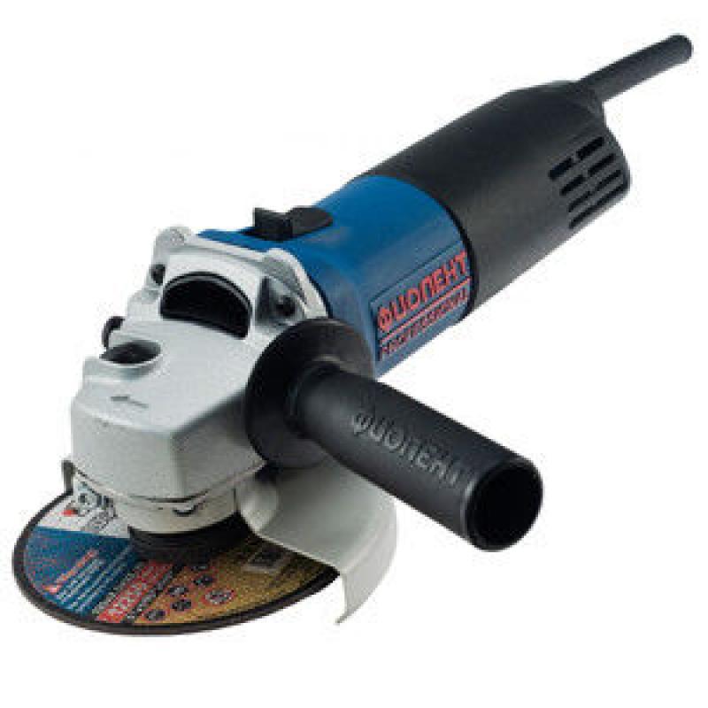 УШМ болгарка Фиолент 125 мм, 900 Вт  МШУ2-9-125Э