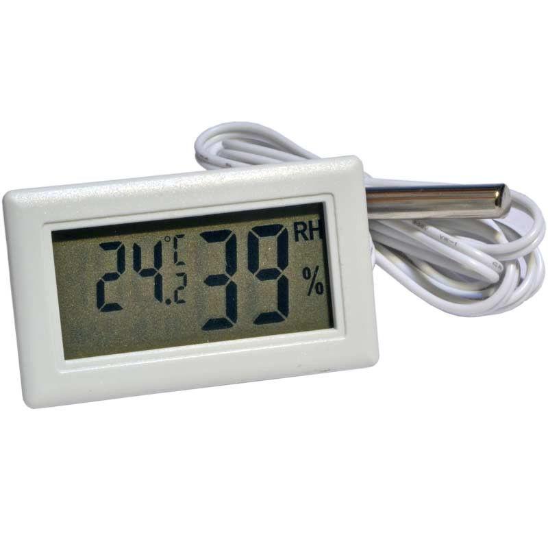 Цифровой термометр гигрометр WSD 12A
