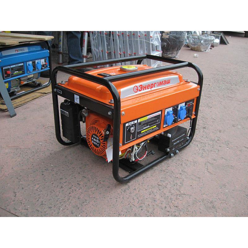 Генератор бензиновый (бензогенератор)  2800 Вт PG 8728 Е Sturm