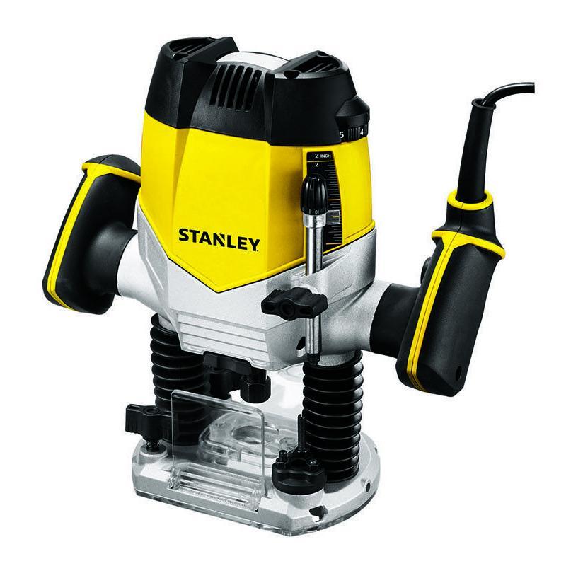 Фрезер деревообрабатывающий Stanley STRR1200
