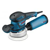 Шлифмашина эксцентриковая Bosch GEX 125-150 AVE L-Boxx