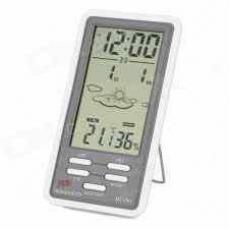 Домашняя метеостанция DC-801 с часами, календарём и будильником