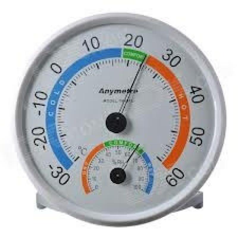 Измеритель влажности воздуха и температуры Anymetre TH101E