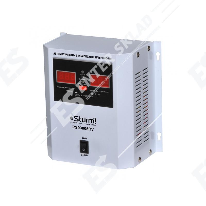 Стабилизатор напряжения Sturm PS930051RV